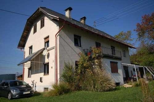 Wohnhaus-Altbau u. Nebengebäude Feistritz-Gail