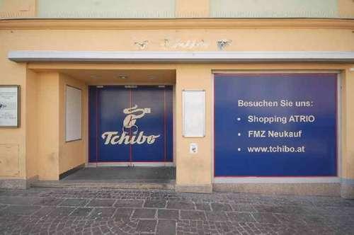 Repräsentative Verkaufsfläche | Villach Hauptplatz