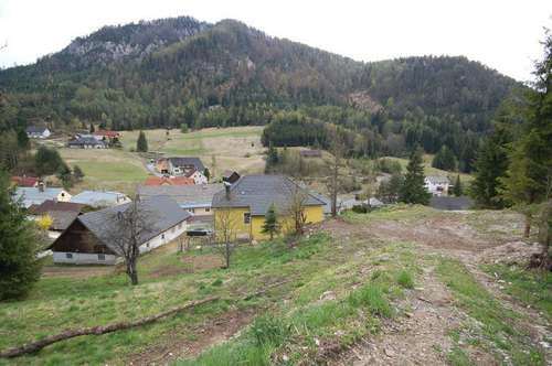Baugrundstück in Bleiberg-Kreuth