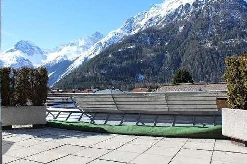 Zweistöckiges Wohnen in den Ötztaler Alpen!