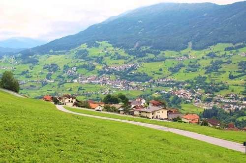 Neuwertige Doppelhaushälfte mit Panoramablick auf die Alpen!