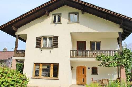 Wohnen mit traumhaftem Ausblick - Einfamilienhaus in Stams!