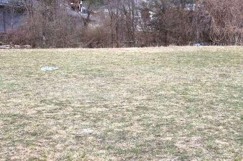 Häuslbauer aufgepasst: Sonnige Idyllisches Grundstück Zams