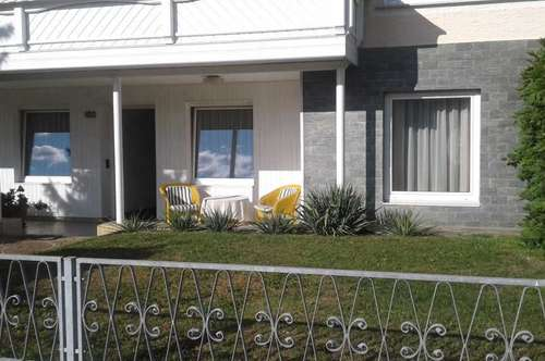 Möblierte Singlewohnung mit Terrasse und Gartennutzung