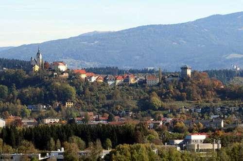 Sonnige, ruhige und sehr zentral gelegene Baugründe in Althofen