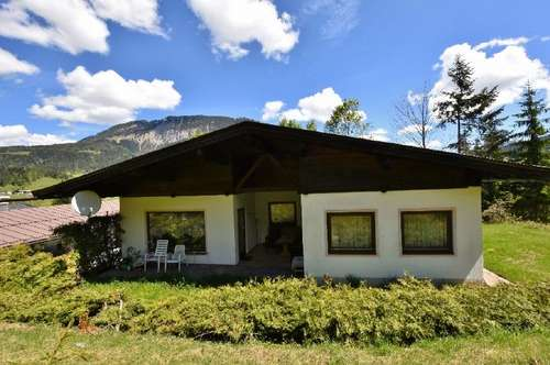 Wohnhaus in schöner Lage in Fieberbrunn