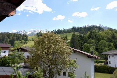 Äußerst großzügige Wohnung in Fieberbrunn