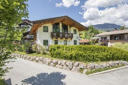 Gepflegtes Einfamilienwohnhaus in schöner Lage in Fieberbrunn