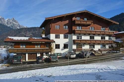 Kauf: Liegenschaft in Bergbahnnähe in St. Ulrich am Pillersee