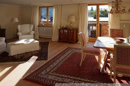 Elegante, neu renovierte Wohnung in Zentrumsnähe von Hopfgarten zu verkaufen - Sofortbezug