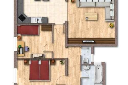 Schöne, gemütliche und ruhige Eigentumswohnung in Hopfgarten zu kaufen - Sofortbezug