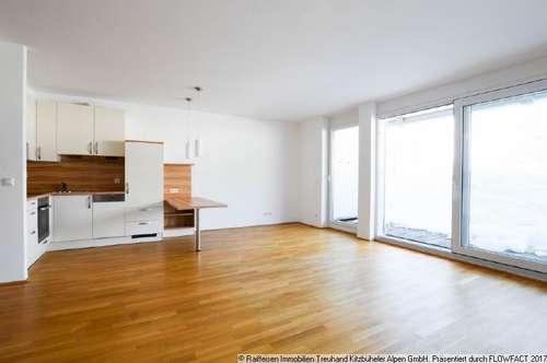 Wohnung mit unverbauten Kaiserblick in bester Lage Nähe Zentrum