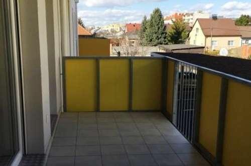 3-Zimmer Balkonwohnung