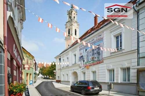 Freifinanzierte 2 Zimmer-Dachgeschoss im Herzen von Herzogenburg zu vermieten!