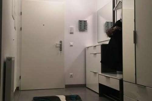 2-Zimmer Balkonwohnung