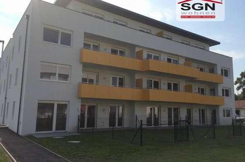 Betreutes Wohnung in Neunkirchen: Geförderte 2-Zimmer Wohnung mit großzügigem Balkon und optionalen KFZ-Stellplatz ab 01.03.2019 zu vermieten!
