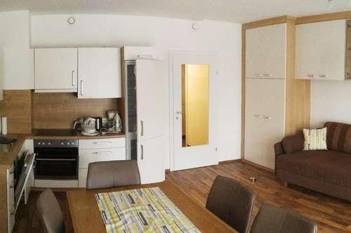 1-Zimmerwohnung im betreuten Wohnen