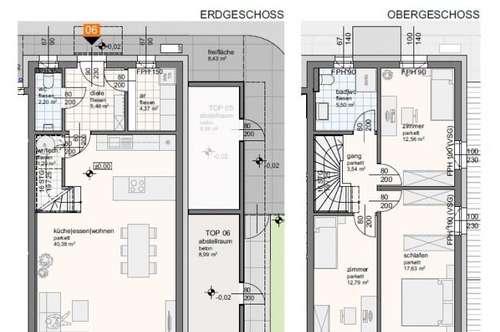 Brandneu! Neubau-Reihenhäuser in Wolfsberg -Neudau