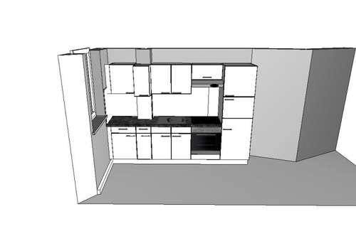 ca. 43 m² Mietwohnung mit neuer Küche in Wolfsberg