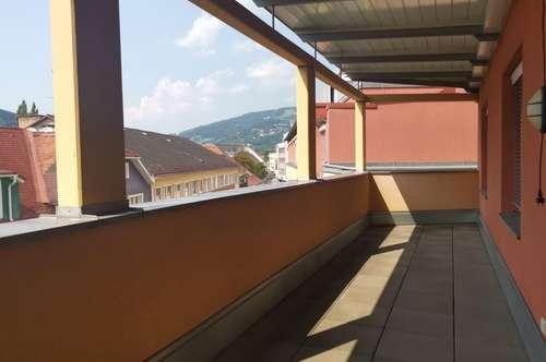 Top Citylage in Wolfsberg! Terrassenwohnung!