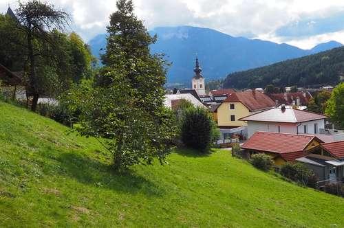 Baugrundstück in Bleiburg - zentral gelegen