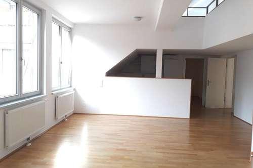 4-Zimmer-Maisonettewohnung mit Terrasse zu mieten in 1010 Wien