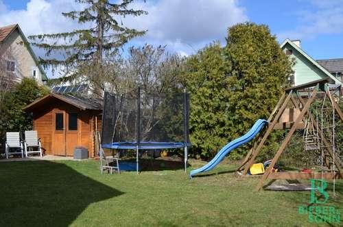 Einfamilienhaus mit Garten in absoluter Grünruhelage - Kinderparadies!