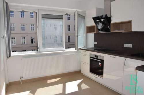 Erstbezug nach Top-Renovierung! Großzügige Wohnung - Mitten im 8.! WG-geeignet!