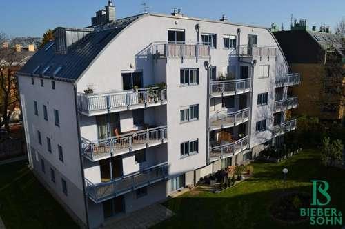 Süd-Balkon - Sonnige Wohnung in Hietzinger Cottage-Lage