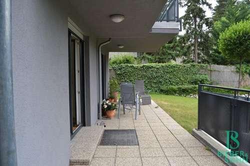 Sonnen-Terrasse - exklusive Ausstattung - Grünlage - Neubau