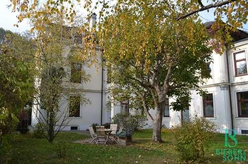Herrschaftliche Etagenwohnung - Jugendstil - Vielseitig Nutzbar - Wunderschöner Allgemeingarten