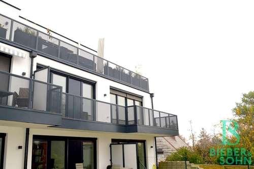 Exklusive, lichtdurchflutete, großzügige Terrassenwohnung – Erstbezug!