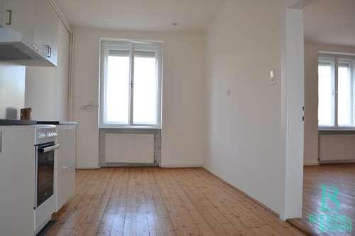 """Sonnige """"start-up""""-2-Zimmer-Wohnung - Zentrumsnah!"""