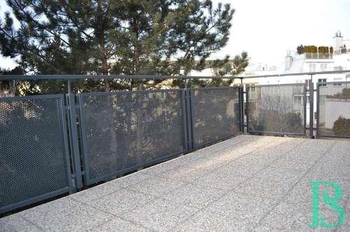 Dachgeschosswohnung mit Terrasse - Top Ausstattung - Grünblick!