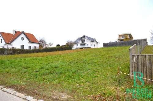 Wohnen in traumhafter Lage – sonniges Baugrundstück am Weichselfeld, Neusiedl am See