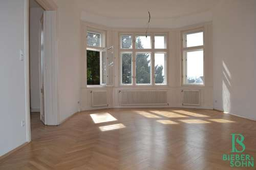 Erstbezug nach Renovierung - Sonnige Altbauwohnung mit Balkon - begehrte Lage
