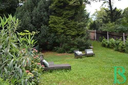 Elegantes Reihenhaus mit Garten beim Lainzer Platz´l