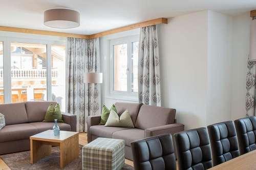 Immobilieninvestment und Feriendomizil: 2-Schlafzimmer Wohnung im Ski-In/Ski-Out Resort AlpinLodges Maria Alm