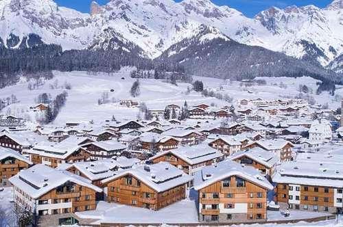 Feriendomizil und Investment: 2-Schlafzimmer Apartment im Ski/In Ski/Out Resort AlpinLodges Maria Alm