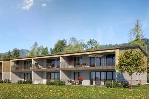 Schöne 3-Zimmer Terrassenwohnung in Baien, Reuthe - Bregenzerwald