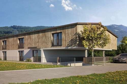 Attraktive 3-Zimmer Gartenwohnung in Baien, Reuthe