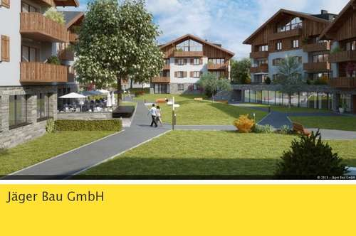 Immobilieninvestment: 3-Schlafzimmer Apartmnet im Ski-In/Ski-Out Resort