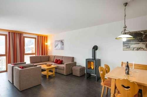 2-Schlafzimmerwohnung als Immobilieninvestment im Ski/in Ski/out Resort Brandnertal