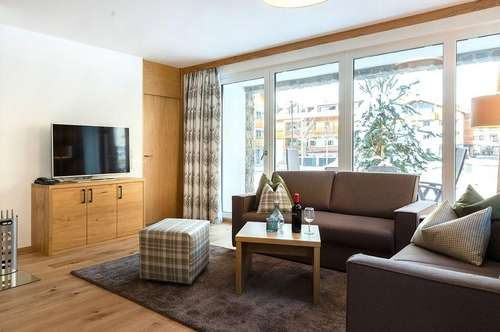 Immobilieninvestment und Feriendomizil: 3-Schlafzimmer Apartmnet im Ski-In/Ski-Out Resort