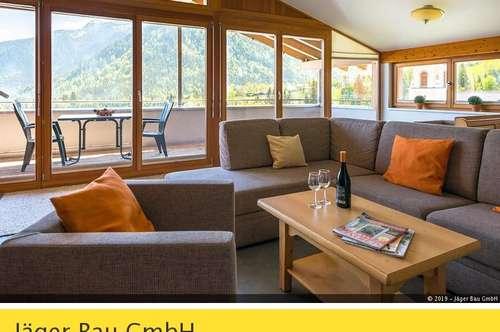 4- Zimmer-Ferienwohnung mit Bergblick im Brandnertal