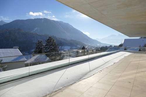 Luxus-Wohnung mit großer Terrasse und Panoramablick am Ardetzenberg, Feldkirch