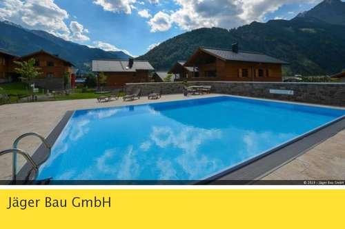 5-Zimmer Maisonette: Freizeitwohnsitz in Nationalparkregion Hohe Tauern