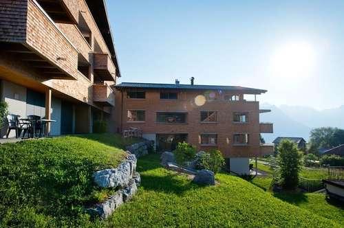 Penthouse Apartment mit Panorama-Bergblick im Brandnertal