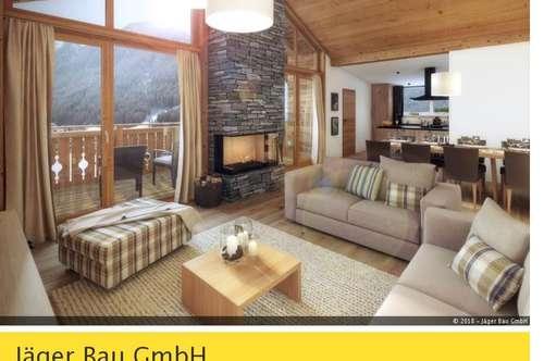 2-Schlafzimmer Investorenwohnung im Ski-In/Ski-Out Resort in Maria Alm
