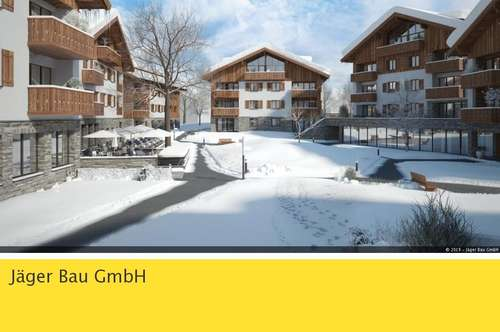Investment: 4-Schlafzimmer Wohnung im Ski-In/Ski-Out Resort in Maria Alm